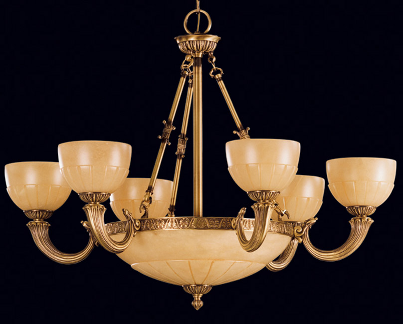 Alabaster chandelier chandelier antique brass champagne alabaster category alabaster chandeliers aloadofball Image collections